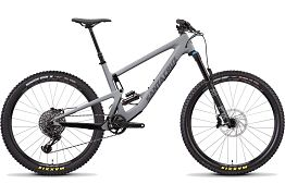 Santa Cruz Bronson  C S Primer Grey (Hire Bike)