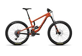 Santa Cruz Nomad CC XO1 (Hire Bike)